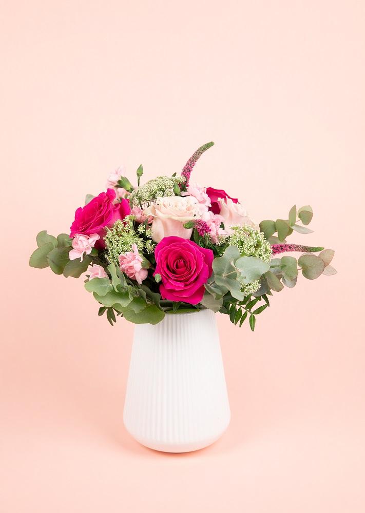 pink october fiori
