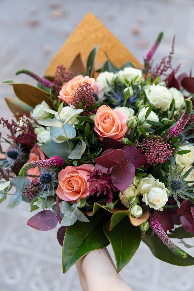 bouquet autunnali - majestic