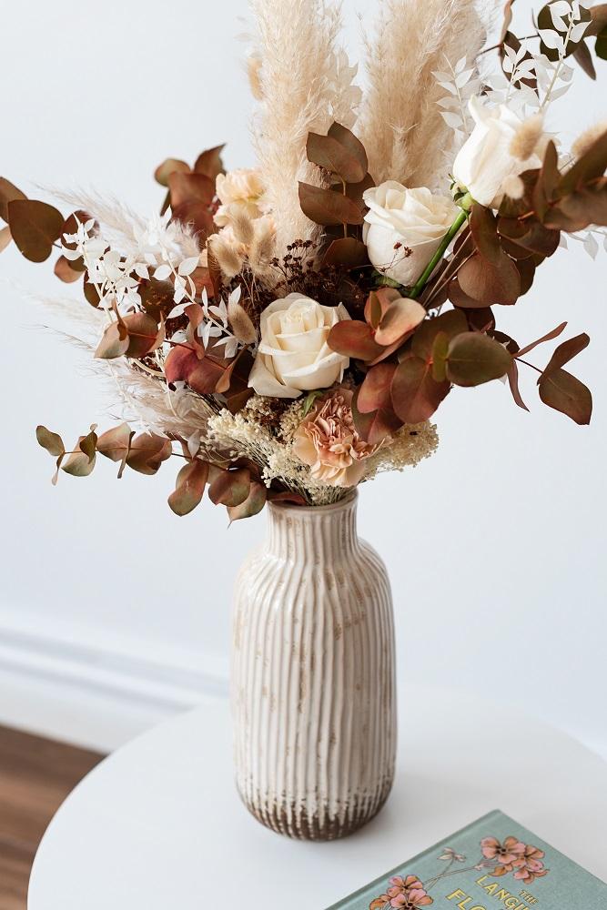 pampas bouquet Bombay