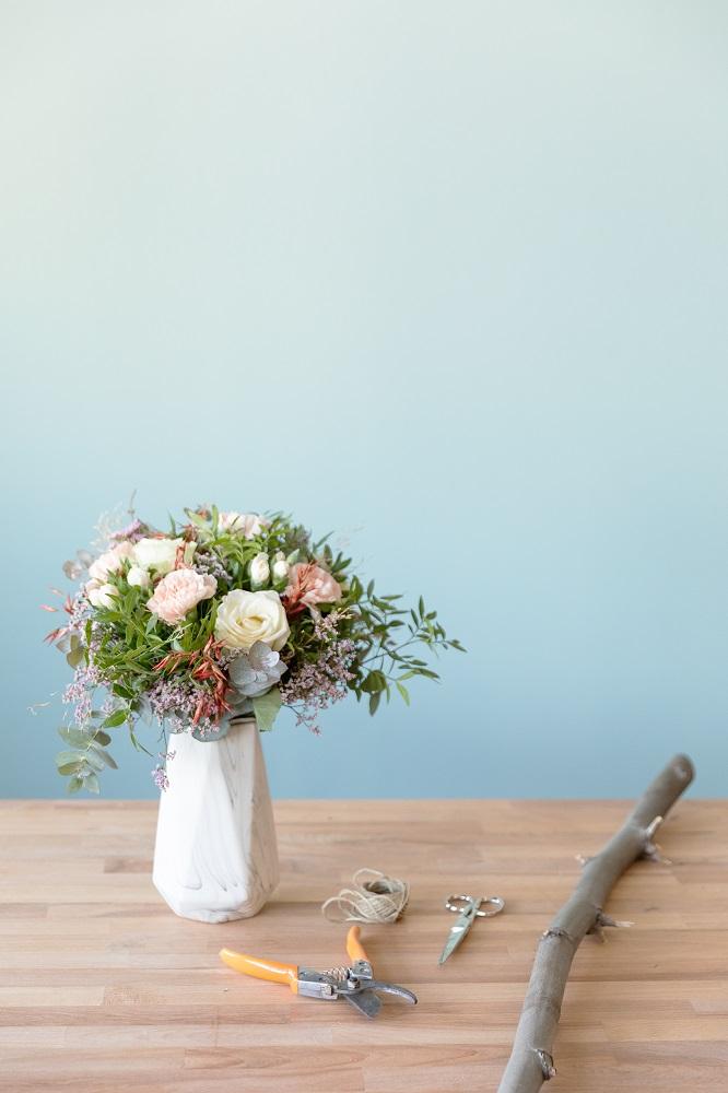 tutorial con i fiori passo 10