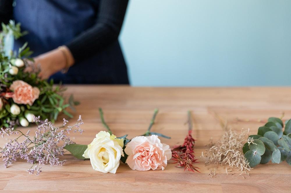tutorial con i fiori passo 1