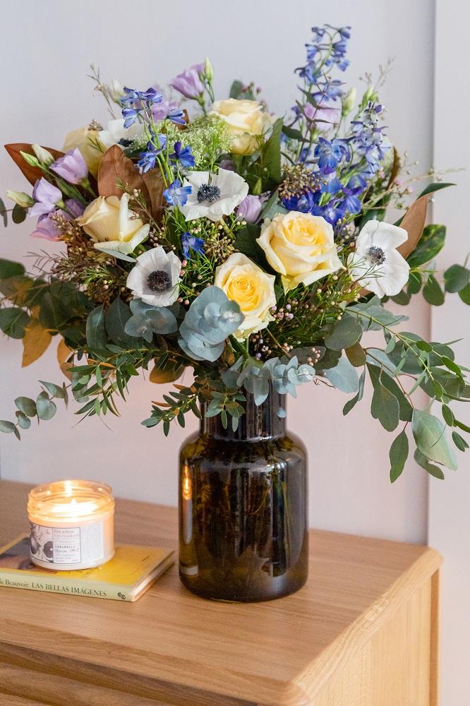 mazzi di fiori invernali Magnetic