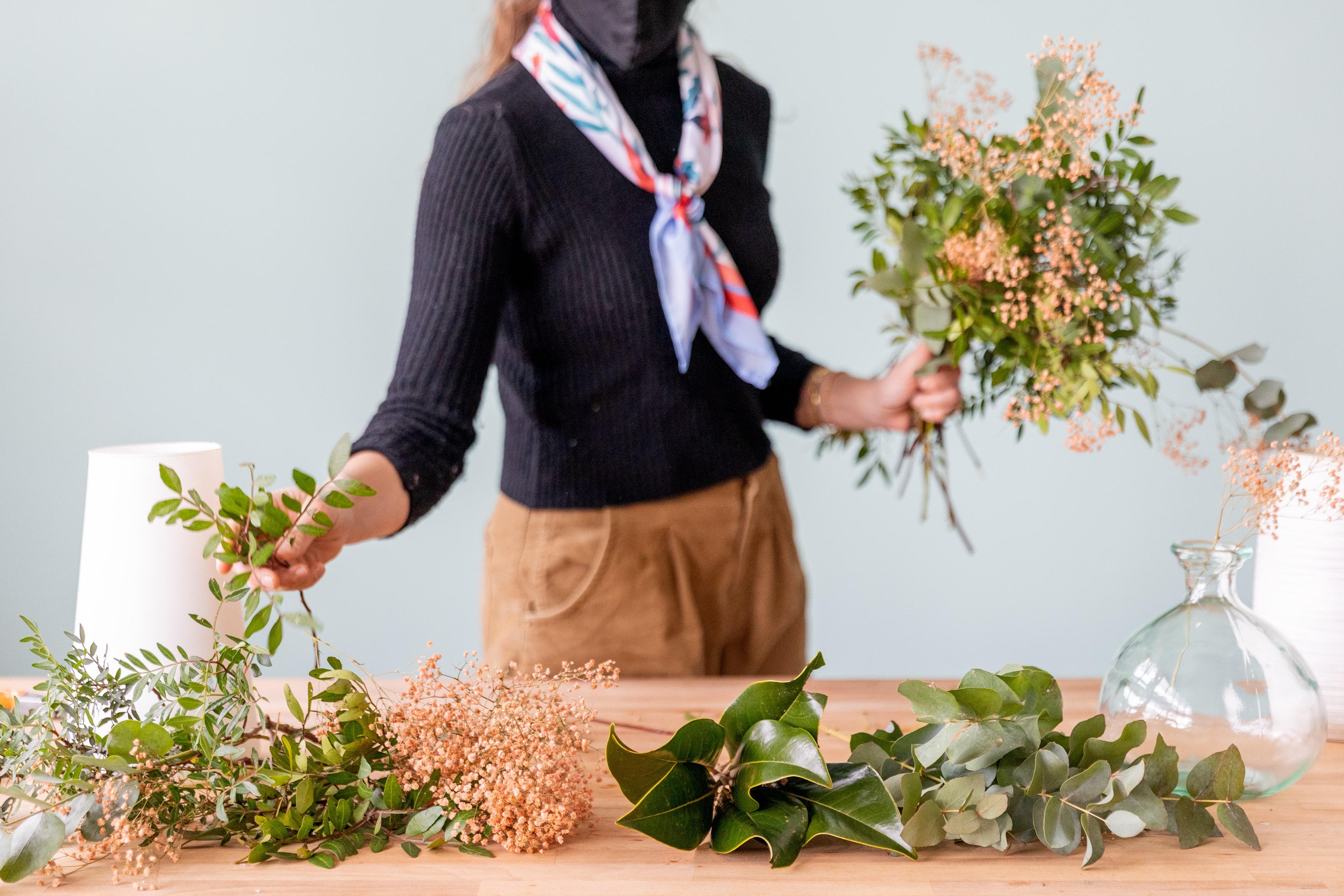 Tutorial rendere eterno bouquet San Valentino - colvin-min
