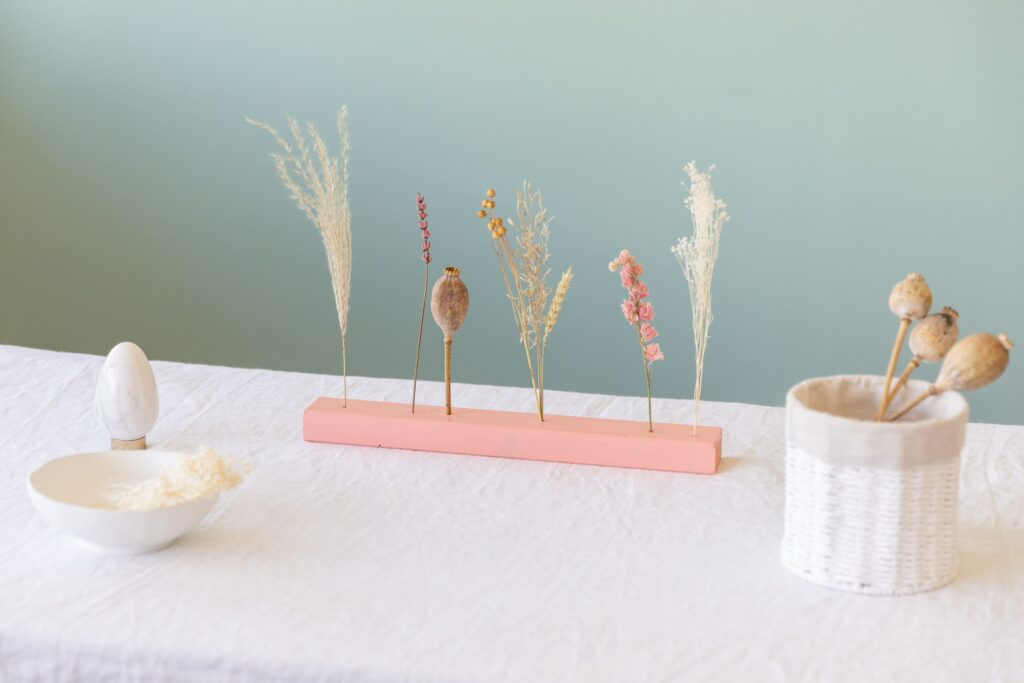 Decorazione con i Fiori Secchi: crea con un Flowergram fai-da-te