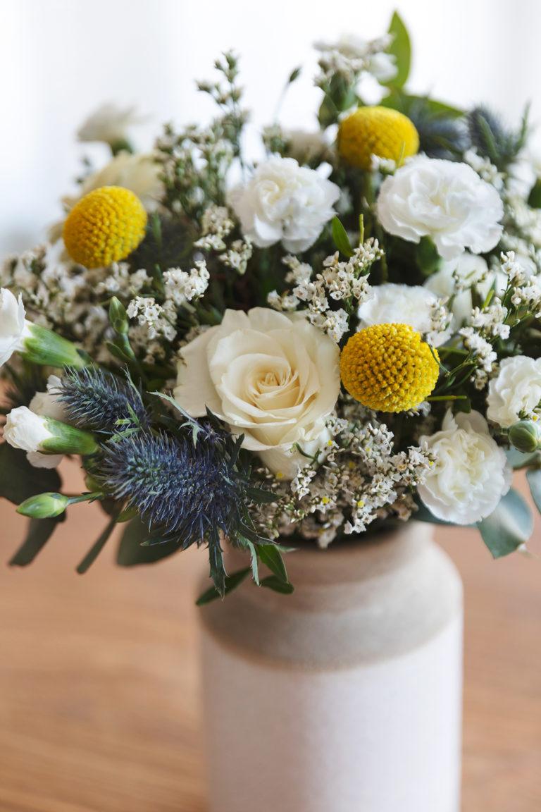 Bouquet di fiori per i nonni