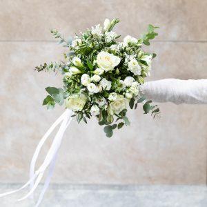 Bouquet di fiori bianchi
