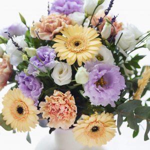 Composizione di fiori per chiedere scusa