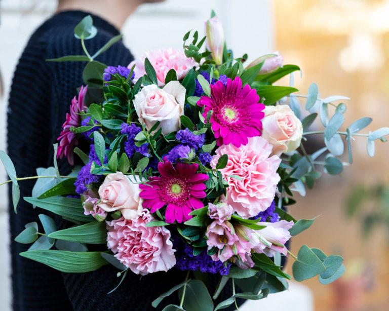 Flores Aniversário de Casamento