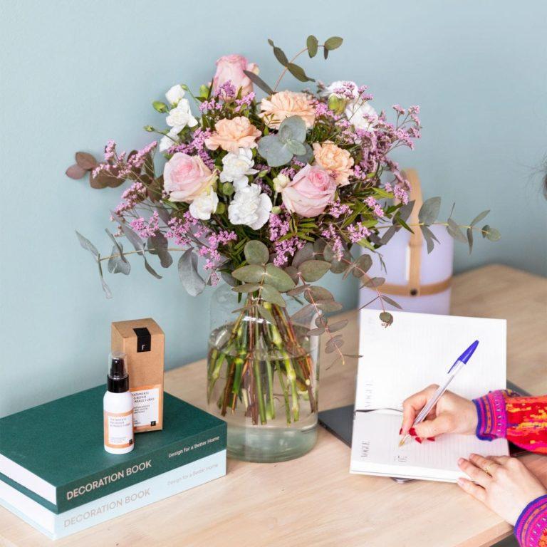 pack oferta de ramo de rosas e cravos de dia da mãe