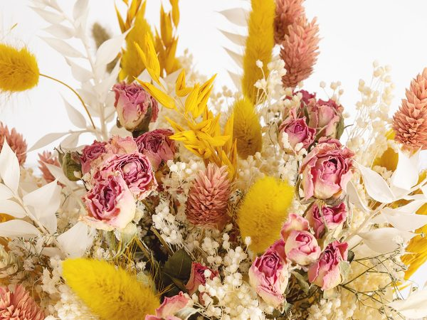flores secas naturais